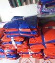 Báo giá bạt nhựa xanh cam khổ 2m, 3m, 4m, 6m đến 10m mới