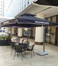 2000+ mẫu ô dù che nắng mưa quán cafe (cà phê) đẹp mới nhất