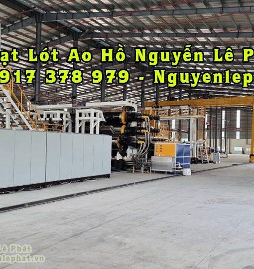 đơn vị cung câp và phân phối, báo giá bạt lót hồ nuôi tôm HDPE , JDPE các nguyên liêu cho hồ nuôi tôm giá