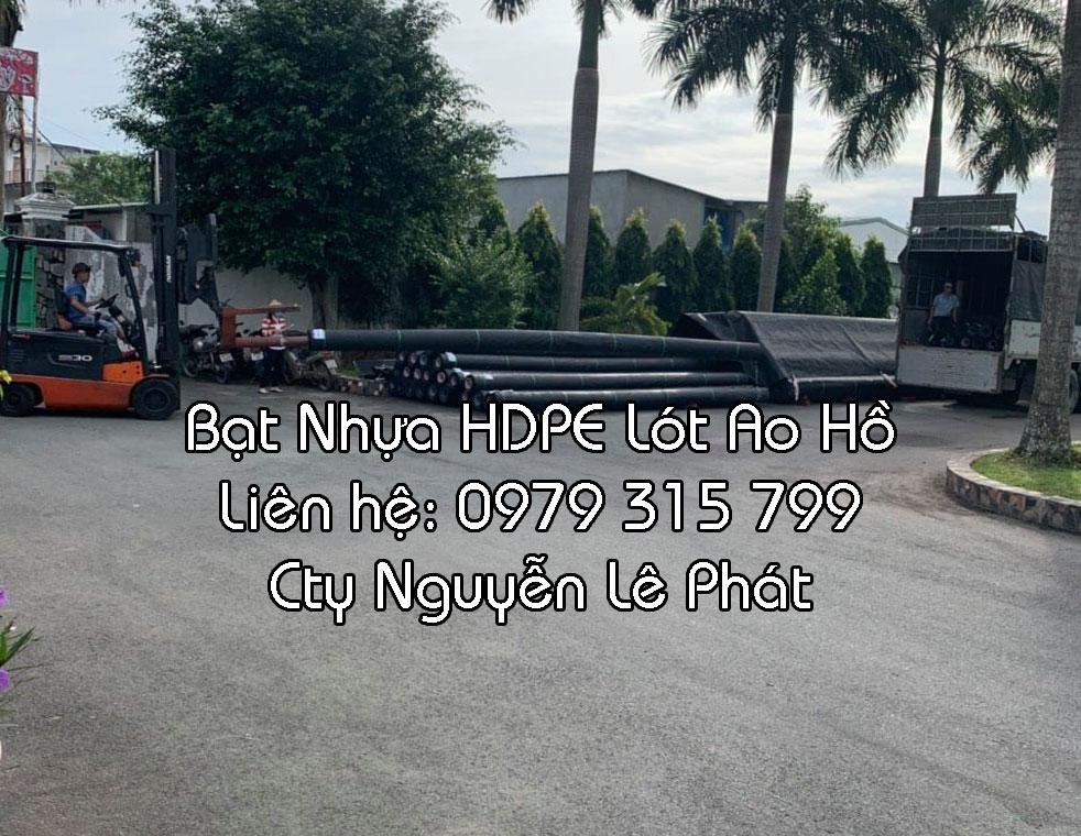 Đơn vị cung cấp bạt lót hồ nuôi cá giá rẻ ở đâu Quy Nhơn Bình Định