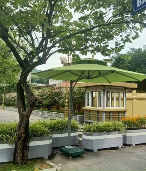 Dù Che Nắng Cho Quán Cafe Rẻ Đẹp