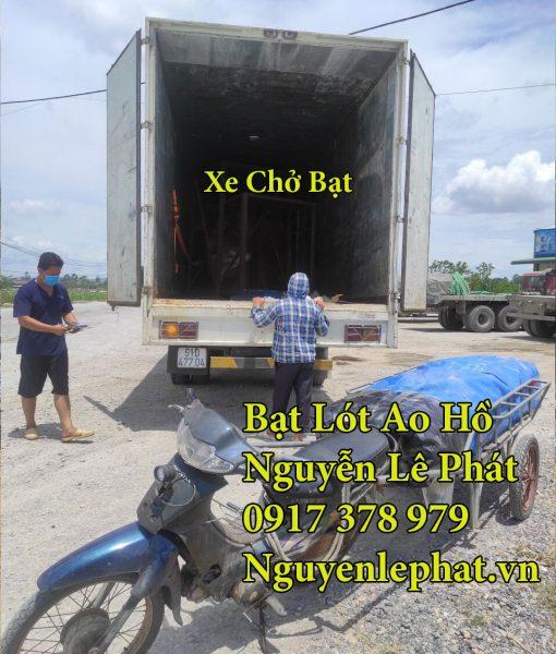 Bạt Lót Ao Hồ Chứa Nước Cam Ranh, Bạt Chống Thấm HDPE