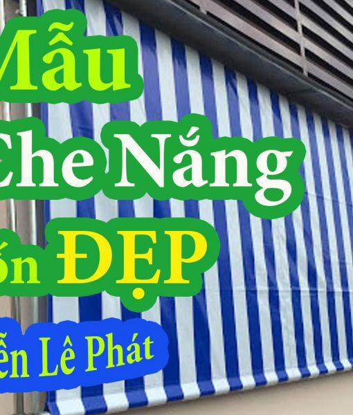 Mành Rèm Che Nắng Mưa Tự Cuốn Tại Tây Ninh