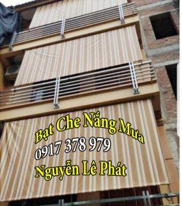 Rèm Che Nắng Mưa Ban Công Tự Cuốn Nhà Bè