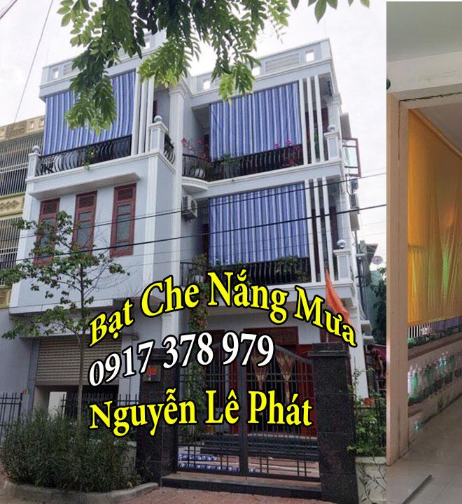 Rèm Che Nắng Mưa Ban Công Tự Cuốn tại Quận Gò Vấp