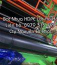 Bảng Gia Bán Bạt Nhựa HDPE Lót Ao Hồ